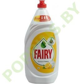Fairy для посуды Сочный лимон 1350мл