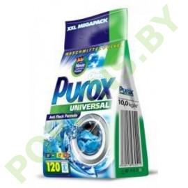 Стиральный порошок Purox universal 10кг (пакет)