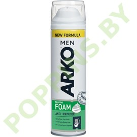 Пена для бритья ARKO Men Anti-Irritation 200мл