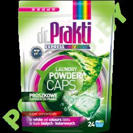 Капсулы для стирки Dr.Prakti Express Universal 24шт