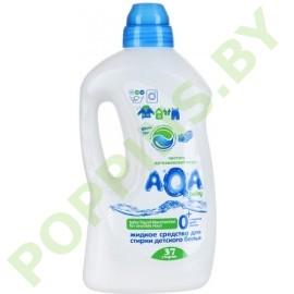 Средство для стирки детского белья AQA baby 1,5л