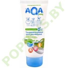 Yльтрапитательный крем для малыша AQA baby 100мл