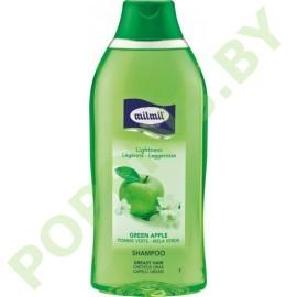 NEW Шампунь MilMil Green Apple (для жирных волос) 750мл
