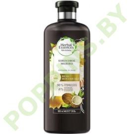 NEW Шампунь Herbal Essences Кокосовое молоко 400мл