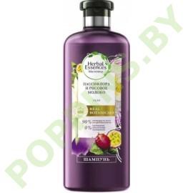 NEW Шампунь Herbal Essences Пассифлора и рисовое молоко400мл