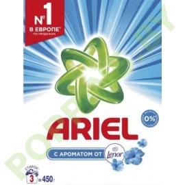 СМС Ariel С ароматом от Lenor (Авт) 450г