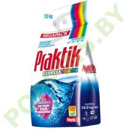 Стиральный порошок Praktik Color 10кг (пакет)