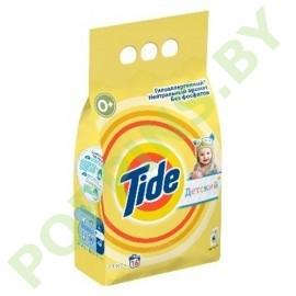 Стиральный порошок Tide для чувствительной кожи 2,4 кг