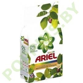 Стиральный порошок Ariel Color Аромат масла ши 3кг