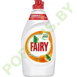 АКЦИЯ Fairy Апельсин и Лимонник 450мл
