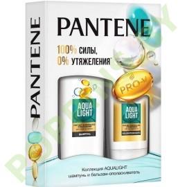 Набор Pantine Aqua Light (Шампунь 250мл+Бальзам 200мл)