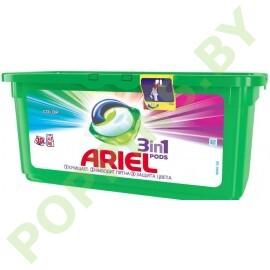 Капсулы Ariel Color 30шт