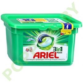 Капсулы Ariel 3в1 Горный родник 12шт
