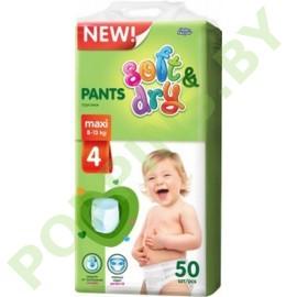 Трусики Helen Harper Pants Soft&Dry 4 Maxi (8-13кг) 50шт