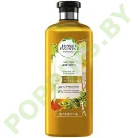 NEW Шампунь Herbal Essences Масло моринги 400мл