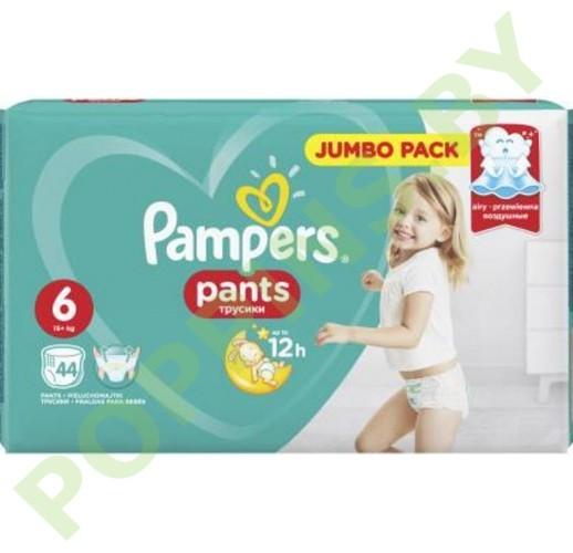 Трусики Pampers Pants 6 Extra Large 44шт