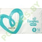 Трусики Pampers Pants 6 (15+кг) 66шт (1/2 коробки 132шт)
