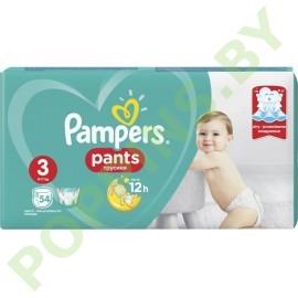 Трусики Pampers Pants 3 (6-11 кг) 54шт