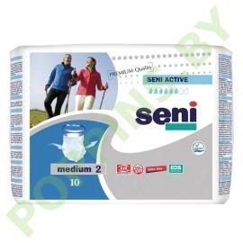 Трусики Seni Active (6*) 2 Medium (80-110см) 10шт