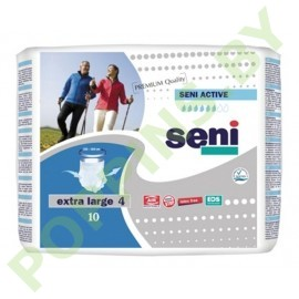 Трусики Seni Active (6*) 4 Extra Large (120-160см) 10шт