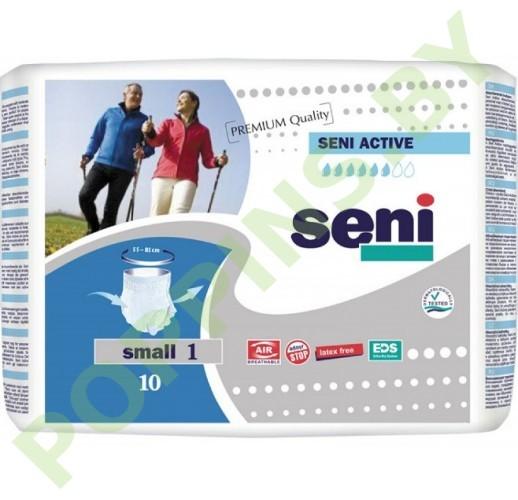 Трусики Seni Active (6*) 1 Small (55-85см) 10шт