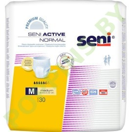 Трусики Seni Active Normal (5,5*) M Medium (80-110см) 30шт