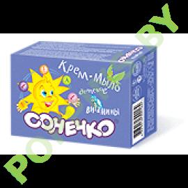 Крем-мыло кусковое «Сонечко» Витамины 75г