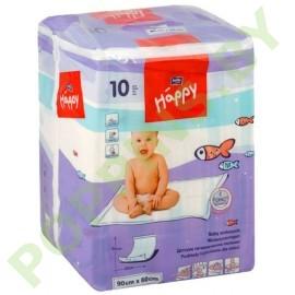 Пеленки гигиенические Bella Baby Happy (60-90см) 10шт