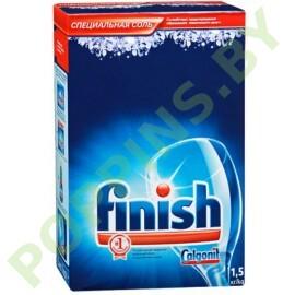 Соль для ПММ Finish 1,5 кг