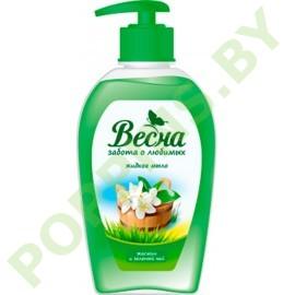 Мыло жидкое «Весна» Жасмин и зеленый чай 280г