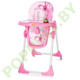Стульчик Lorelli Yam-Yam Pink Rabbits