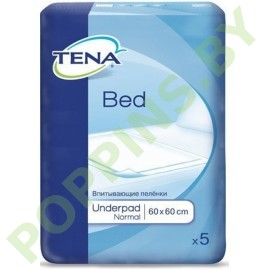 АКЦИЯ Простыни Tena Bed Normal (60х60см) 5шт