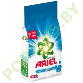 СМС Ariel Lenor Fresh (Авт) 3кг