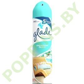 """Освежитель воздуха Glade """"Океанский оазис"""" 300мл"""