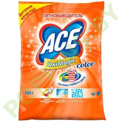 Пятновыводитель Ace Oximagic Color 200г