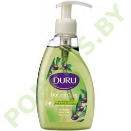 Жидкое мыло DURU Natural Olive 300мл
