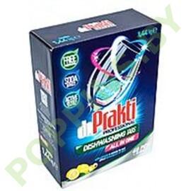 Таблетки для ПММ  Dr.Prakti Professional All in One Лимон 72шт