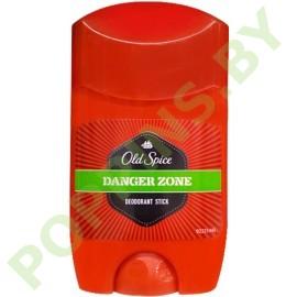 Твердый дезодорант Old Spice Danger Zone 50мл