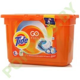 АКЦИЯ Капсулы Tide All in 1 аромат Lenor 15шт