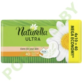 Прокладки Naturella Ultra Camomile Normal (4*) 40шт