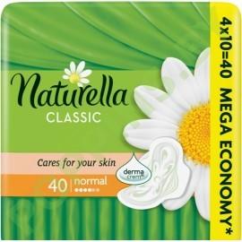 Прокладки Naturella Classic Normal (4*) 40шт