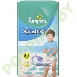 Трусики для плавания Pampers Splashers 5-6 (14+кг) 10шт