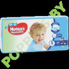 Подгузники для мальчиков Huggies Ultra Comfort 5 (12-22кг) 64шт