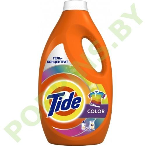 Жидкий стиральный порошок Tide Color 1,235л