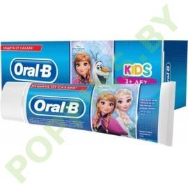 Зубная паста Oral-B Kids Легкий вкус (Frozen) 75мл