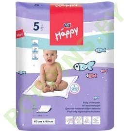 Пеленки гигиенические Bella Baby Happy (60-60см) 5шт