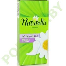 Прокладки ежедневные Naturella Liners Camomile Plus 20шт