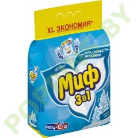 СМС «Миф» Морозная свежесть (Авт) 4кг