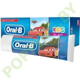 Зубная паста Oral-B Kids Легкий вкус (Cars) 75мл