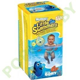 Трусики для плавания Huggies Little Swimmers 2-3 (3-8кг) 12шт